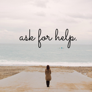 Guest Post: Ask for Help
